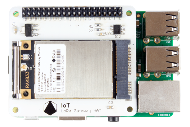 Pi Supply LoRa Gateway HAT | The Things Network