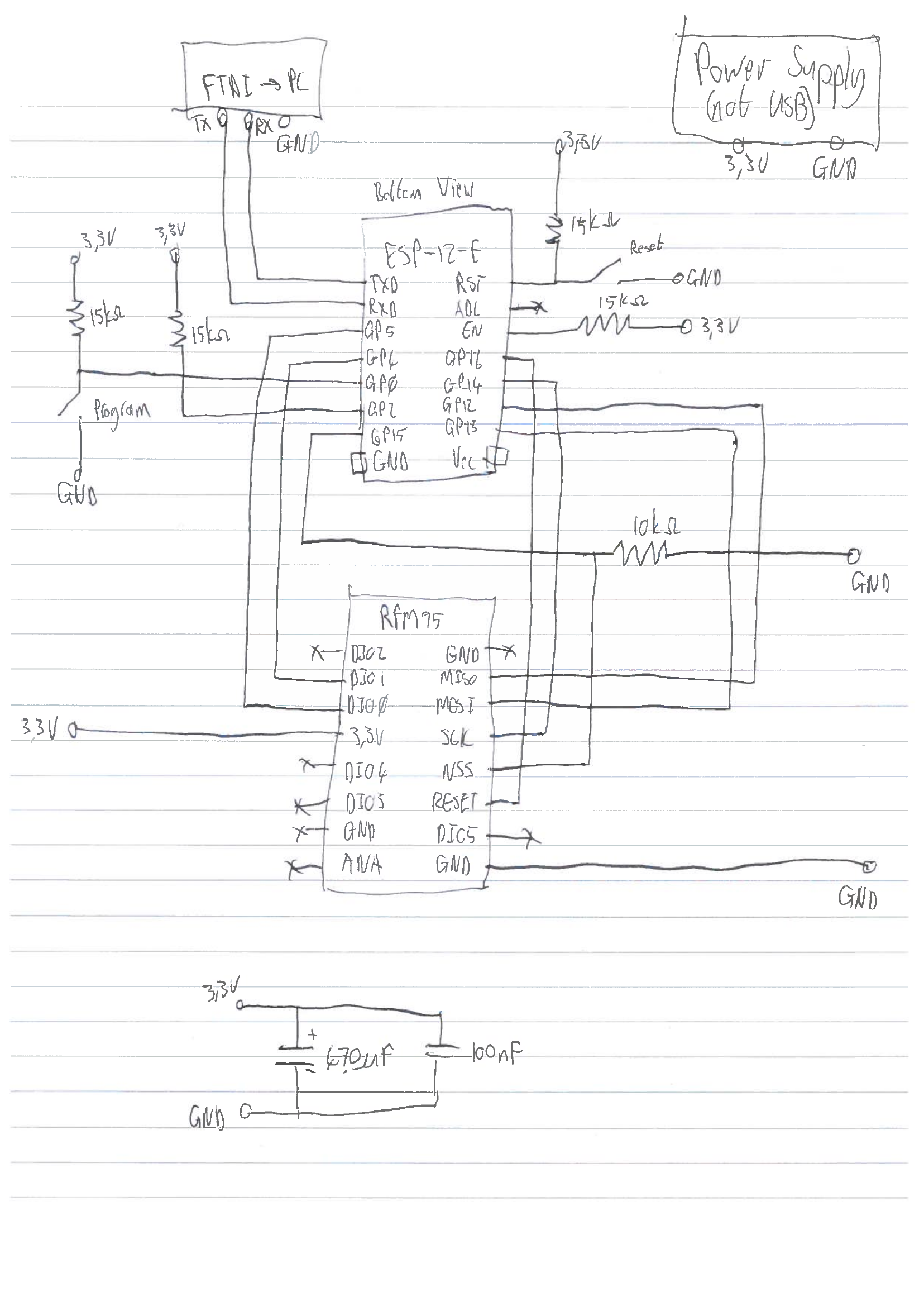Node With Esp8266 And Rfm95w Hardware The Things Network 433mhz Receiver Circuit Copy Esp Rfm1655x2338 585 Kb