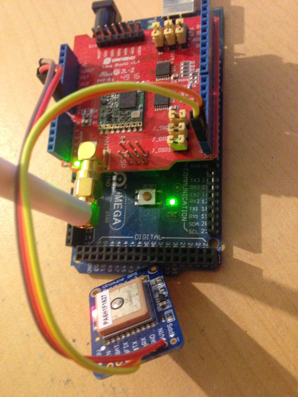 Has anyone tried sending GPS coords to TTN? - Hardware - The