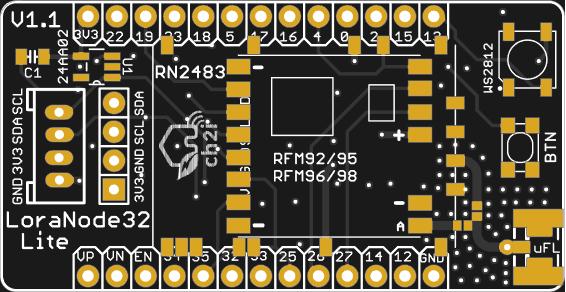 Big ESP32 + SX127x topic part 2 - End Devices (Nodes) - The