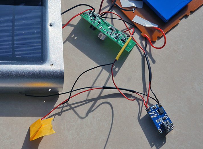 Any tips for a LiPo battery, charger and solar panel for an always