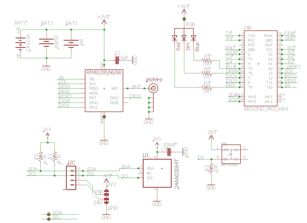 Full Arduino Mini LoraWAN below 1uA Sleep Mode - End Devices (Nodes on arduino uno schematic, arduino mega schematic, arduino circuit schematic, arduino board schematic, arduino shield schematic, switch schematic, arduino nano schematic, arduino servo projects,