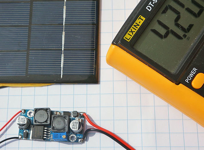 Any tips for a LiPo battery, charger and solar panel for an