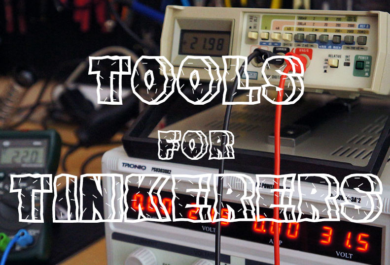 TOOLS for TINKERERS - Hardware - The Things Network
