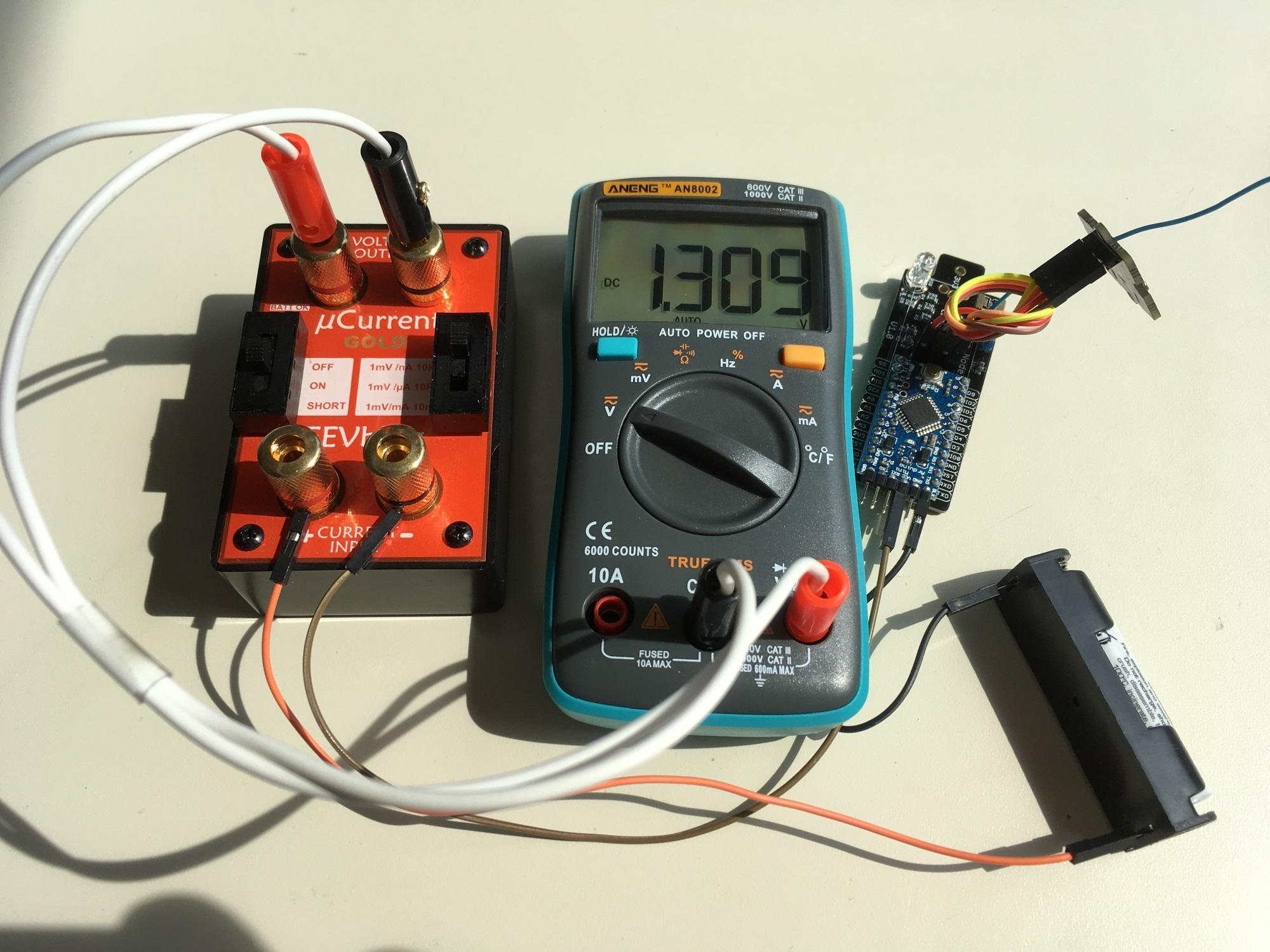 Full Arduino Mini LoraWAN below 1uA Sleep Mode - End Devices (Nodes