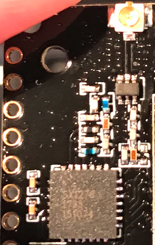 ttgo board sx1276