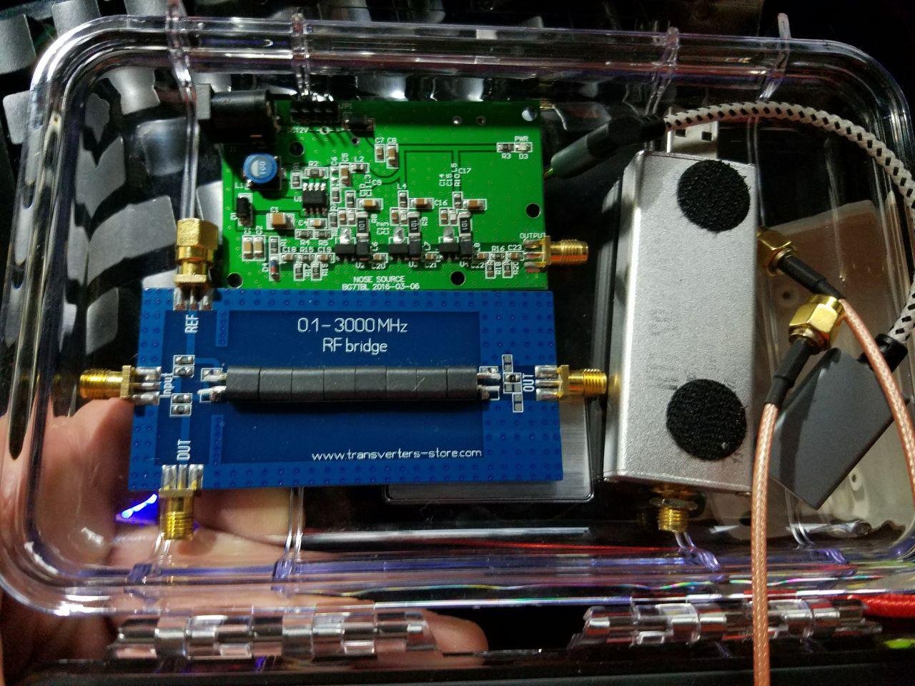 DIY Antenna Analyzer - Hardware - The Things Network
