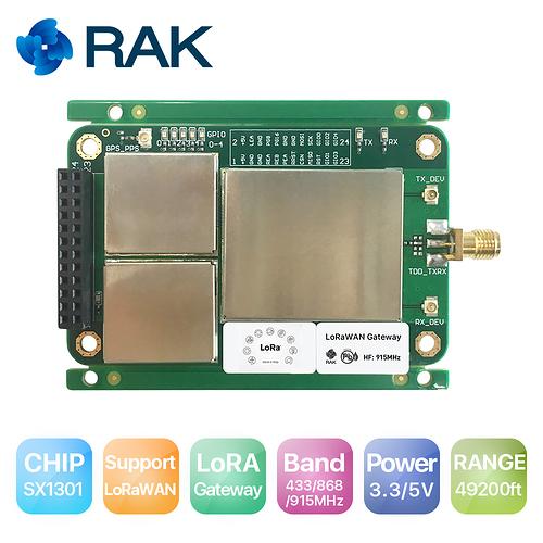 The hard RAK831 cafe part 2 - RAK Gateway - The Things Network
