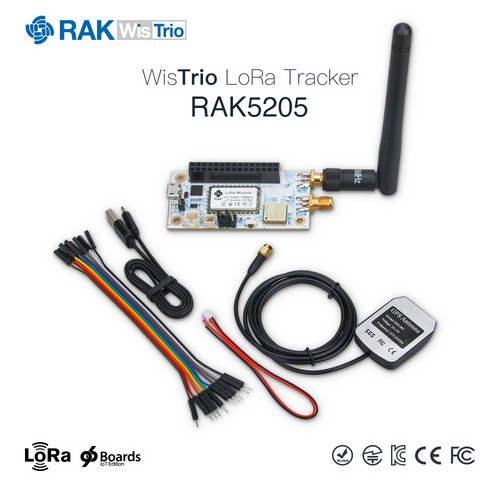 RAK 5205 tracker - End Devices (Nodes) - The Things Network