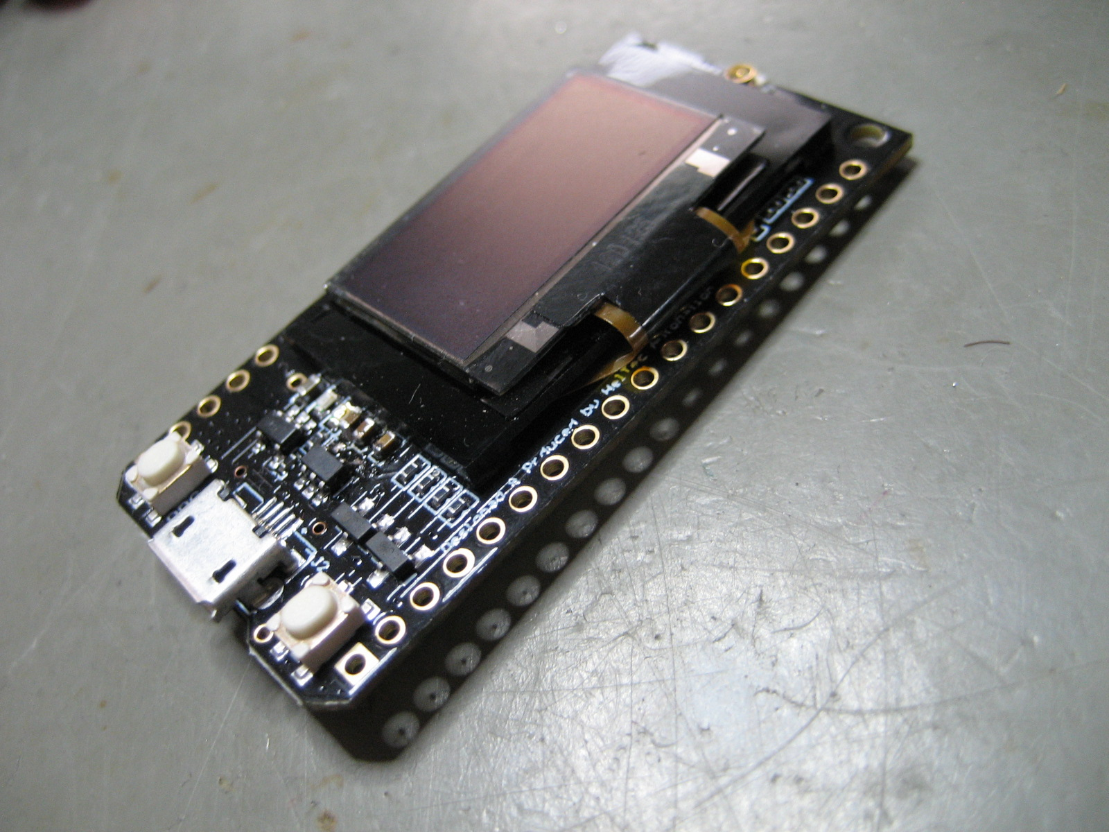 Big ESP32 + SX127x topic part 3 - End Devices (Nodes) - The Things