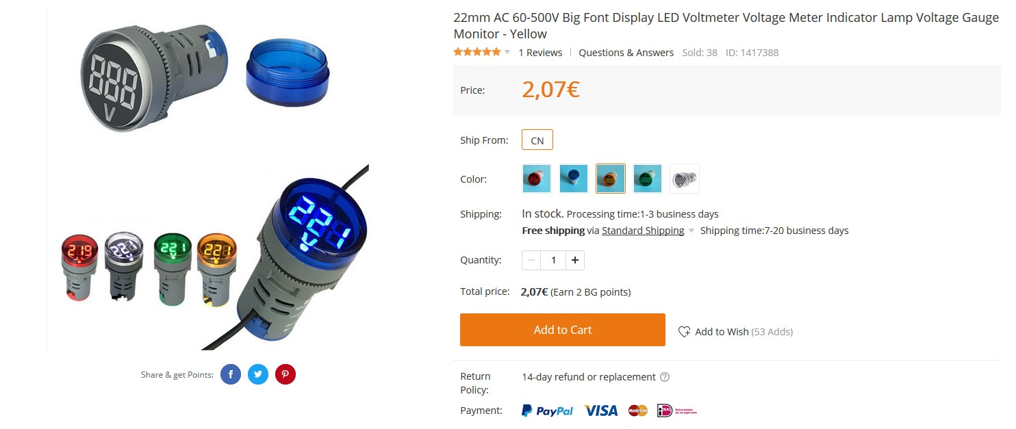 22mm%20AC%2060-500V%20Big%20Font%20Display%20LED%20Voltmeter