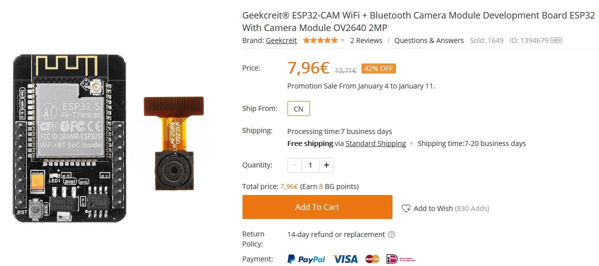 ESP32-CAM