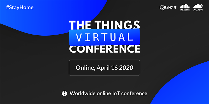 thethings virtual conference april 2020