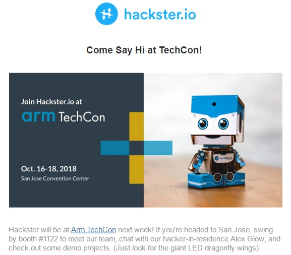 hackster-armtechcon