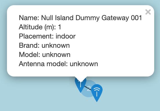 Dummy gateway