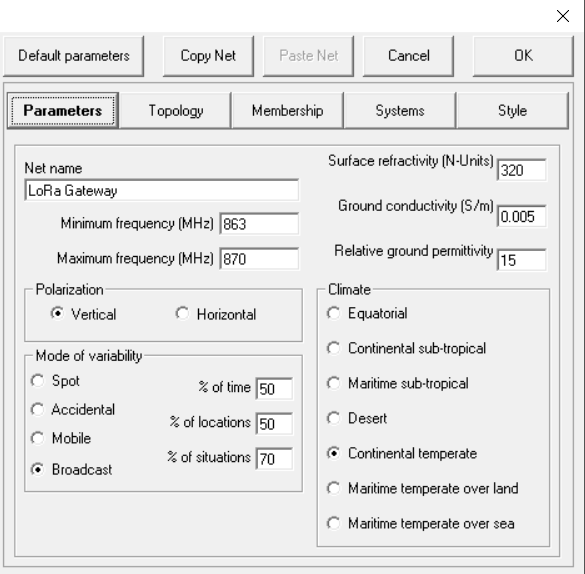 rm_parameters