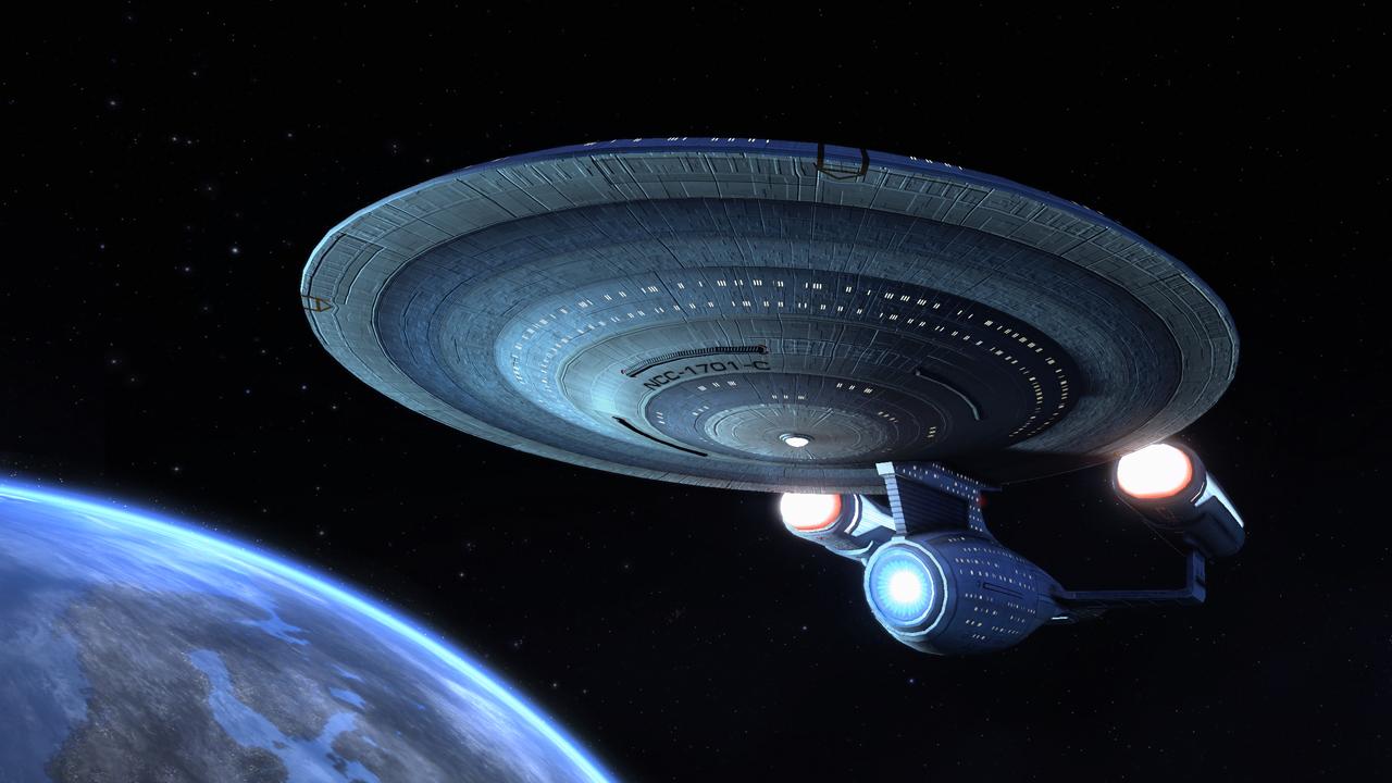 Ambassador-class starship